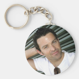Ryan Kelly Music - Keychain - Green