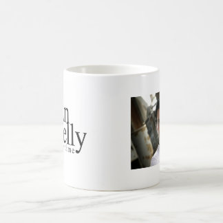 Ryan Kelly Music - Logo Mug - Plain White T