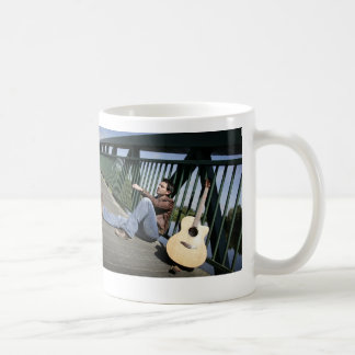 Ryan Kelly Music - Mug - Guitar
