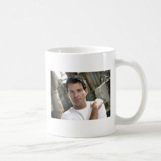 Ryan Kelly Music - Mug - Plain White T