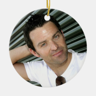 Ryan Kelly Music - Ornament - Green
