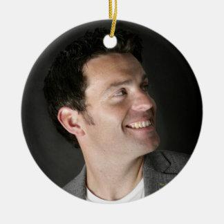 Ryan Kelly Music - Ornament - Smile