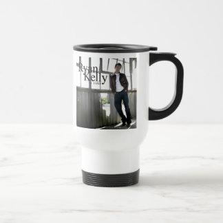 Ryan Kelly Music -Travel Mug - Album Cover