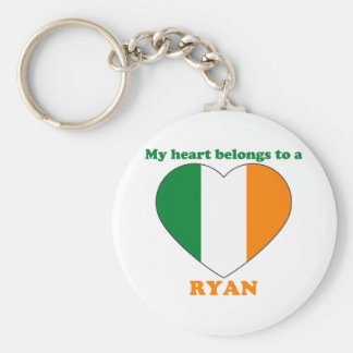 Ryan Keychain
