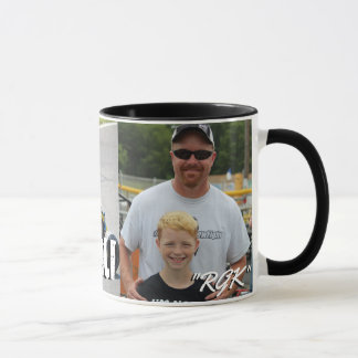 Ryan Kuhlthau Racing Mug
