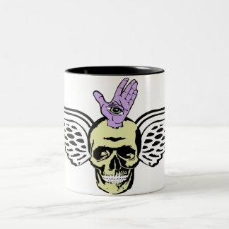 Ryan Mallord Two-Tone Coffee Mug