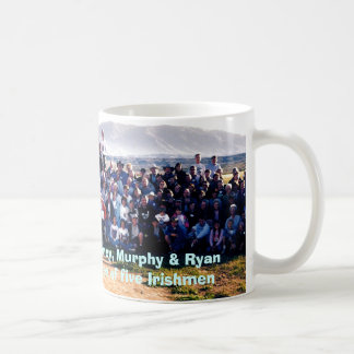 Ryan Murphy gathering 1998, Gleeson, Holohan, M... Coffee Mug