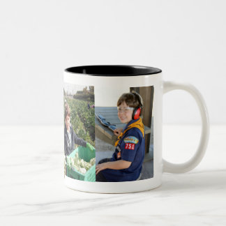 Ryan Two-Tone Coffee Mug
