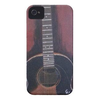 Ryan's Guitar Case-Mate iPhone 4 Cases