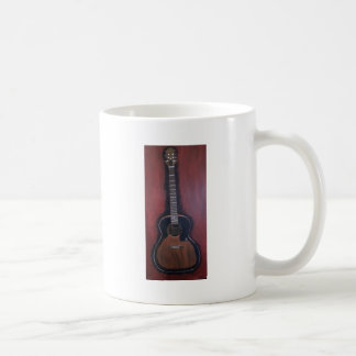 Ryan's Guitar Coffee Mug