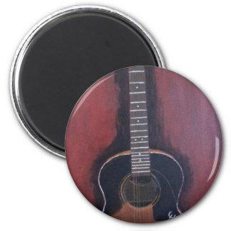 Ryan's Guitar Magnet