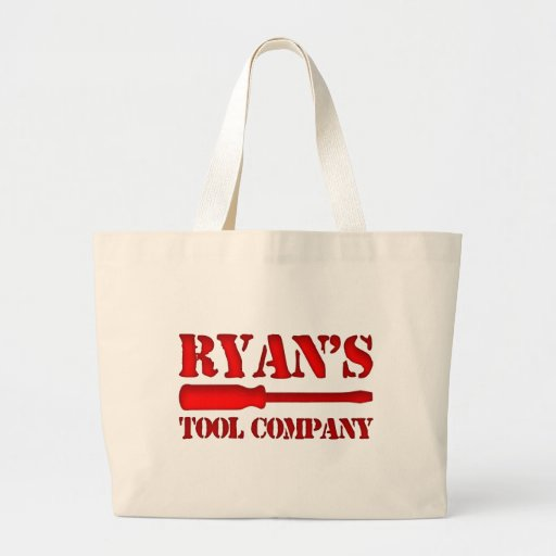 Ryan's Tool Company Bag