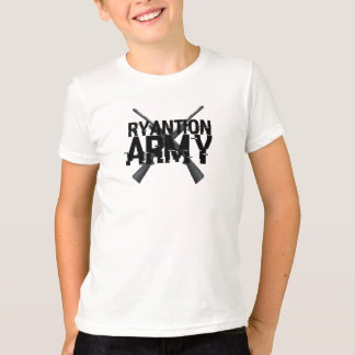 RyanTion Army Merch T-Shirt