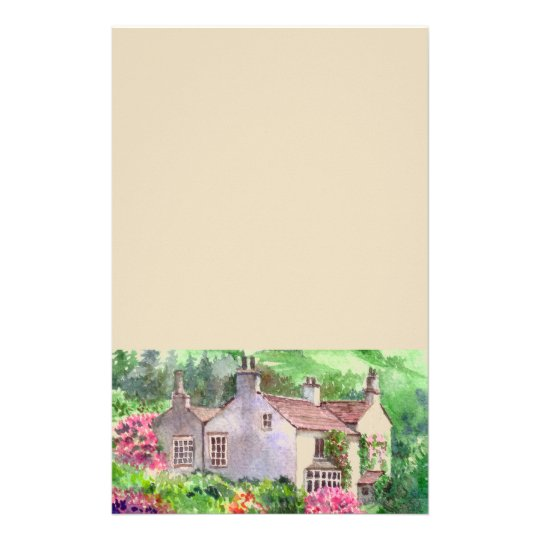 Rydal Mount, William Wordsworth's Home Stationery
