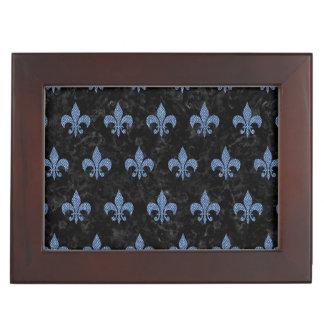 RYL1 BK-MRBL BL-DENM (R) KEEPSAKE BOXES