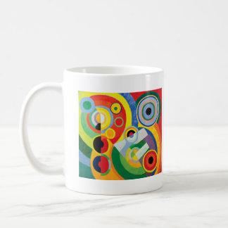 Rythme Joie de Vivre by Robert Delaunay Coffee Mug