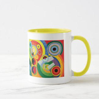 Rythme Joie de Vivre by Robert Delaunay Mug
