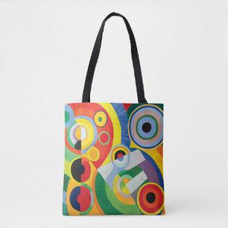 Rythme Joie de Vivre by Robert Delaunay Tote Bag