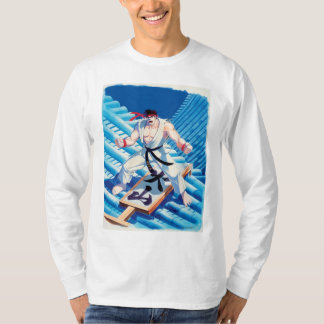 Ryu on Roof T-Shirt