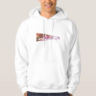 Ryu Wide Action Shot Hoodie