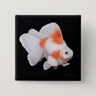 Ryukin Fantail Goldfish Pin