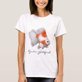 Ryukin Goldfish Ladies Baby Doll Shirt