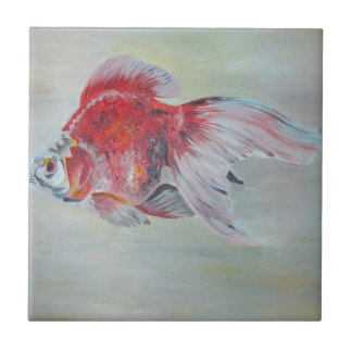 Ryukin Goldfish Tile