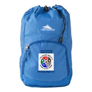 Ryukyu Dojo II High Sierra Backpack, Blue Backpack