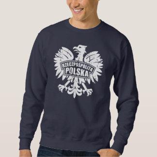 """""""Rzeczpospolita Polska"""" Polish Eagle Sweatshirt"""