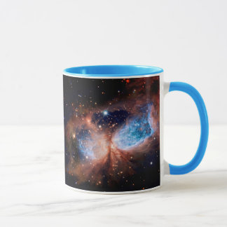 S106 Star Forming Region - NASA Hubble Space Photo Mug