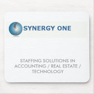 S1 LOG MOUSE, STAFFING SOLUTIONS IN ACCOUNTING ... MOUSE PAD