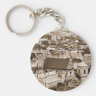 """S1 WORLD Modern Art 10th anniversary limited Keychain"