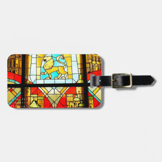 """S1 WORLD Modern Art 10th anniversary limited Luggage Tag"