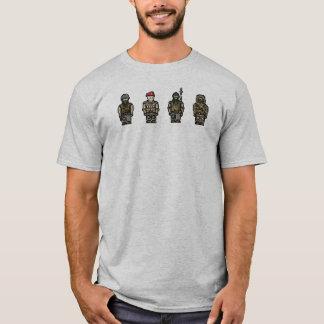 S3btiger CUSTOM MEDIC T-Shirt