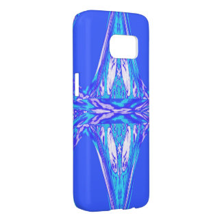 S7 iPhone Case 4 Anyone on Turquoise/Blue