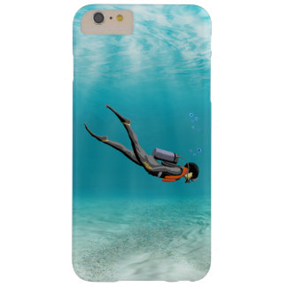 S.C.U.B.A. Diver Barely There iPhone 6 Plus Case