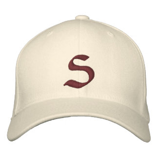 S EMBROIDERED HAT