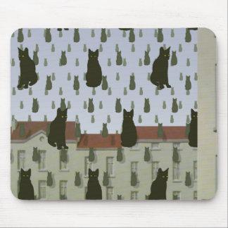 s Falling Cats Mousepad