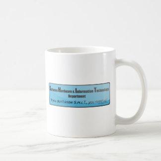 S.H.I.T. Department Coffee Mug