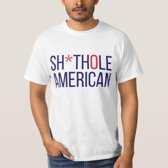 S-Hole American T-Shirt