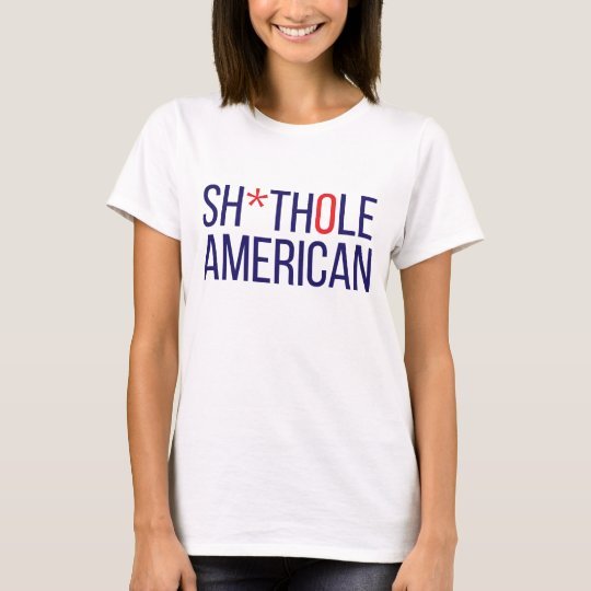 S-Hole American T-Shirt