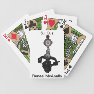 S.I.O.'s Playings Cards #1