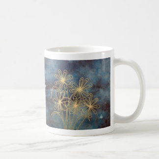 S is for Silver alphabet art mug