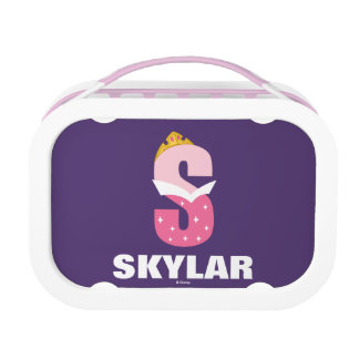 S is for Sleeping Beauty | Add Your Name Lunchboxes