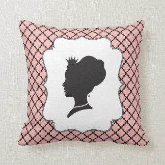 S.K. Genovia Throw Pillow