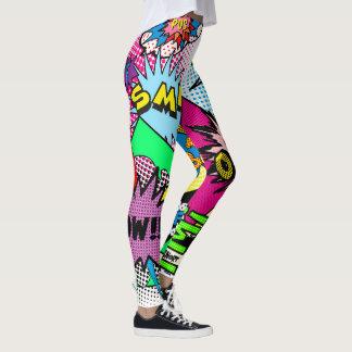 S.K. SuperGirls Leggings
