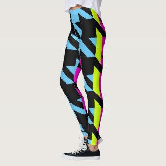 S.K. Toothy Neon Leggings