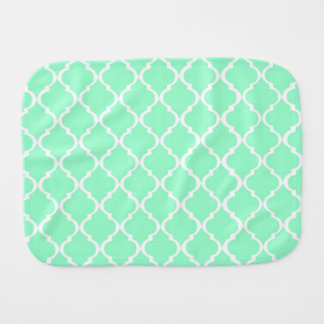 S.K. Trellis Burper Burp Cloth