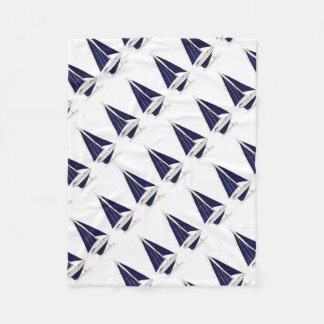 s-l300 Sail boat decor Fleece Blanket