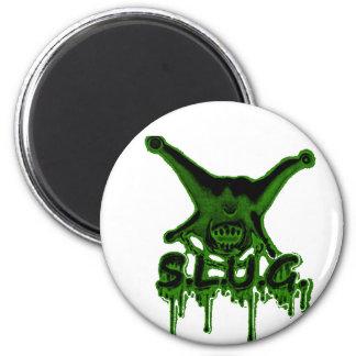 S.L.U.G. Accessories 2 Inch Round Magnet